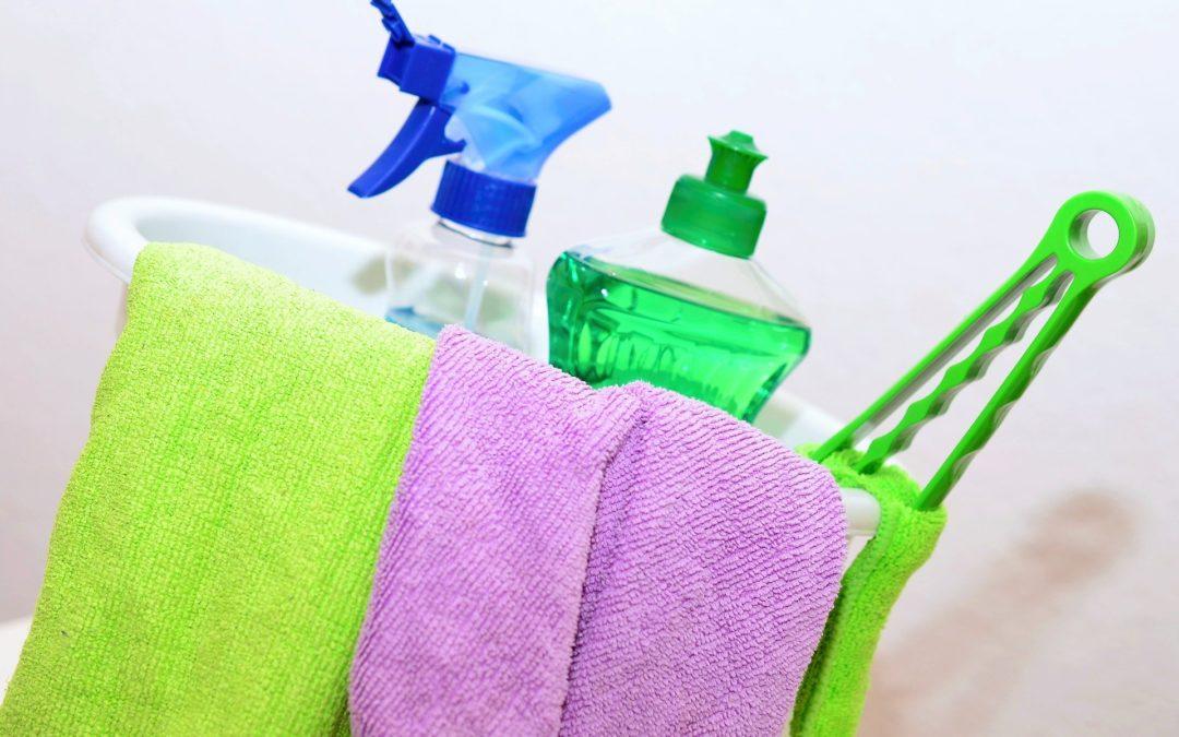Limpieza profesional en tiempos de coronavirus